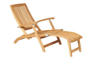 Deckchairs and loungers