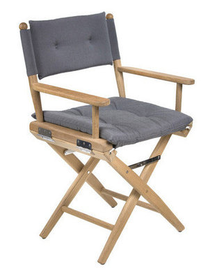 Directors Chair Antraciet