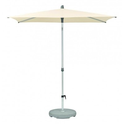 Glatz Alu-smart Easy Parasol 250 x 200 cm