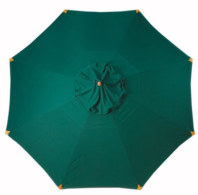 Umbrella cloth Cortina green