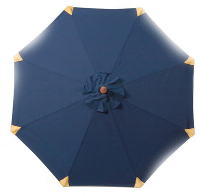 Umbrella cloth Cortina blue